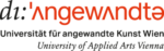Logo der Universität für angewandte Kunst Wien