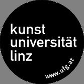 Logo der Kunst Universität Linz