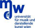 Logo der Universität für musik und darstellende Kunst